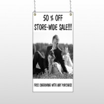Married Couple 398 Window Sign