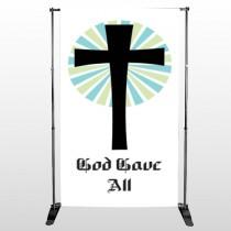 God Gave 118 Pocket Banner