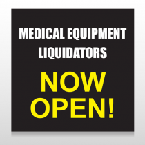 Medical Liquidators 98  Custom Banner