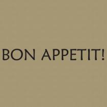 Bon Appetit 248 Wall Lettering