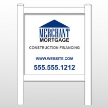 "Merchant 484 48""H x 48""W Site Sign"