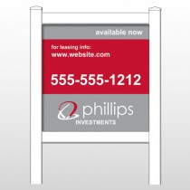 "Phillips2 463 48""H x 48""W Site Sign"