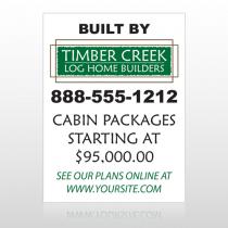 Builder 40 Custom Sign