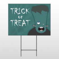 Halloween 6 Wire Frame Sign