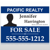 Agent Photo 37 Custom Sign