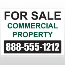 Commercial 53 Custom Sign