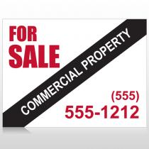 Commercial 54 Custom Sign