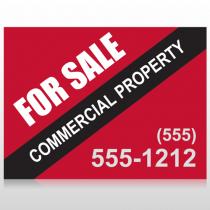 Commercial 55 Custom Sign