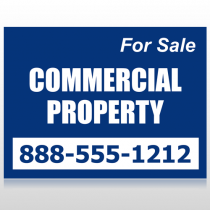 Commercial 56 Custom Sign