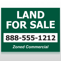 Commercial 57 Custom Sign