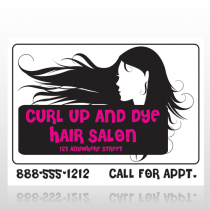 Hair 130 Custom Decal