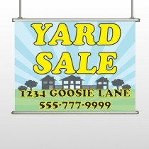 Neighbor Sale 549 Hanging Banner