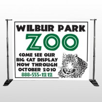 Zoo 127 Pocket Banner Stand