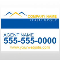 Realty Group 99 Custom Sign