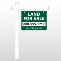 "Commercial 57 18""H x 24""W Swing Arm Sign"