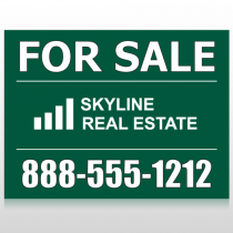 Skyline 26 Custom Sign