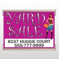 Pink Girl Sale 552 Track Banner