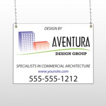 Architect 25 Window Sign