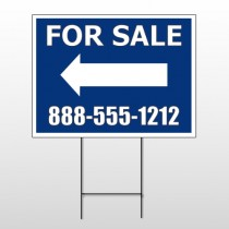 For Sale 25 Wire Frame Sign