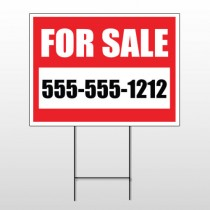 For Sale 86 Wire Frame Sign
