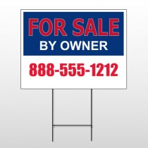 Sale By Owner 31 Wire Frame Sign