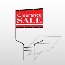Clearance 79 Round Rod Sign