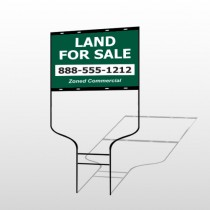 Commercial 57 Round Rod Sign