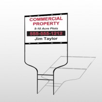 Commercial 58 Round Rod Sign