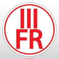 (IIIFR) New York Truss Sign - Floor & Roof