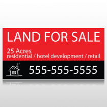 Land For Sale Banner