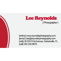 Business Card Template 16