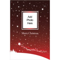 Merry Christmas With Photo
