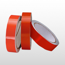 """Reflective Tape 3""""x 30' Red"""