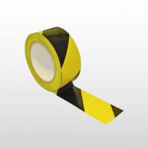 "Reflective Tape Black/Yellow 2""x 30'"