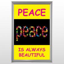 Peace 19 Light Box