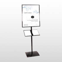 Abstract 11 Brochure Stand