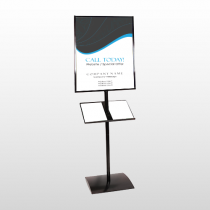 Business 15 Brochure Stand