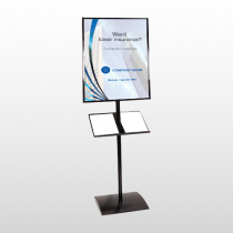 Corporate 12 Brochure Stand
