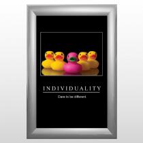 Ducks 14 Poster