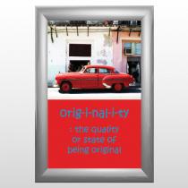 Originality 4 Poster