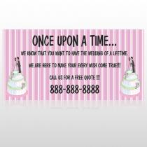 Cake Topper 412 Custom Sign
