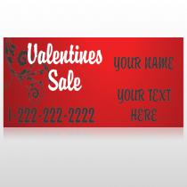 Valetines Sales 09 Custom Sign