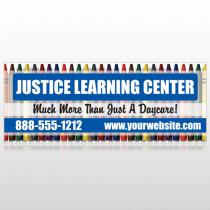 Crayon 184 Banner Custom