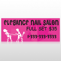 Elegant Nails 643 Custom Banner
