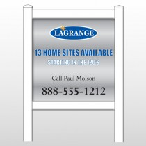 "LaGrange 490 48""H x 48""W Site Sign"