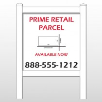 "Prime 437 48""H x 48""W Site Sign"