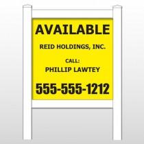 "Reid 460 48""H x 48""W Site Sign"