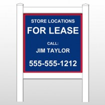 "Store 469 48""H x 48""W Site Sign"