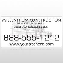 Builder 36 Custom Sign