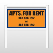 "Apts 470 48""H x 96""W Site Sign"